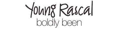 Young Rascal Boldly Been Logo
