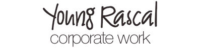 Young Rascal Corporate Work logo