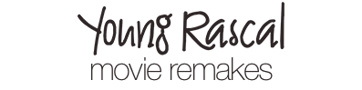 Young Rascal Movie Remakes logo