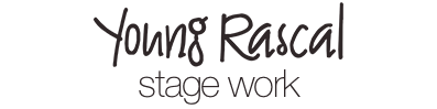 Young Rascal Stage Work logo