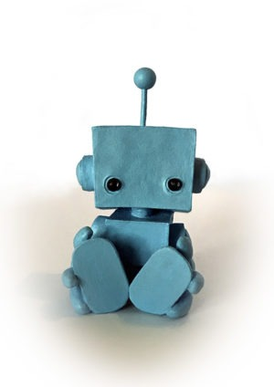Desktop Robot 0001